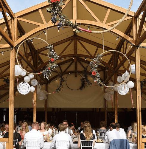 Tentenverhuur Gelderland - Bruiloftstent
