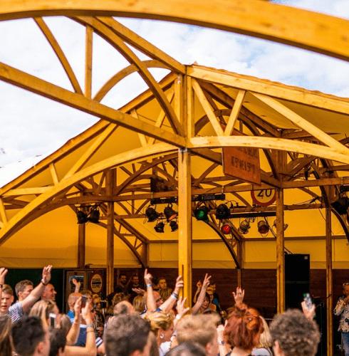 Tentenverhuur Utrecht - feesttent