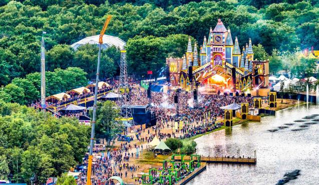Tentenverhuur Zuid-Holland - Festivaltent